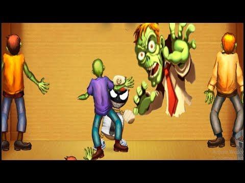Zombie- Zombie Vs The Buddy Kick The Buddy #Kickthebuddy #thebuddy
