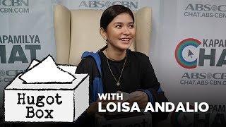 Loisa Andalio   One Music Hugot Box Challenge