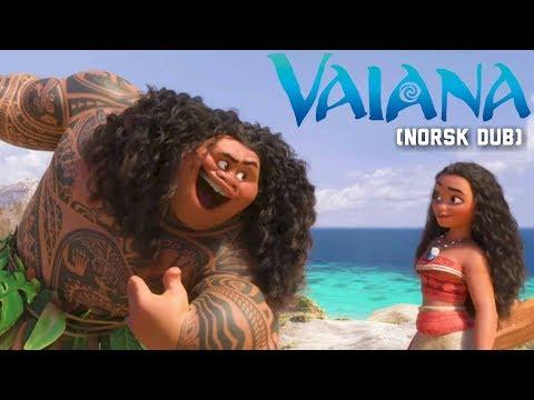Vaiana (norsk dub)