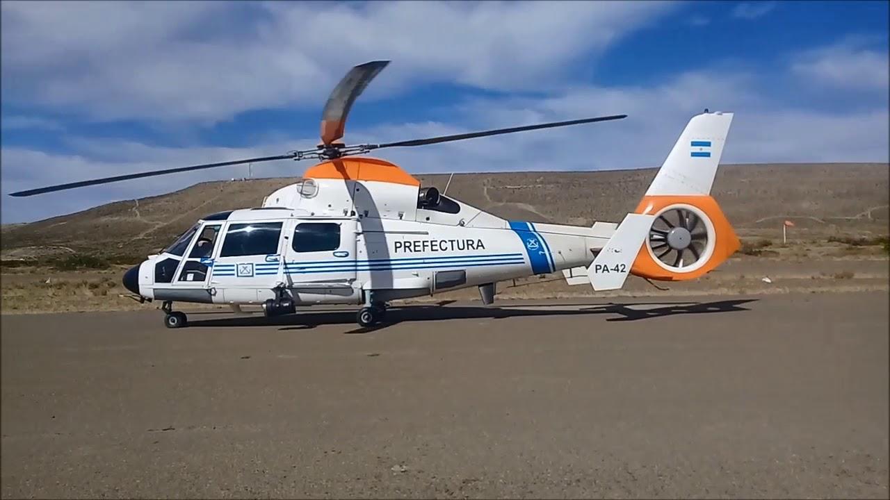 """Resultado de imagen para Prefectura Helicoptero PA 42"""""""