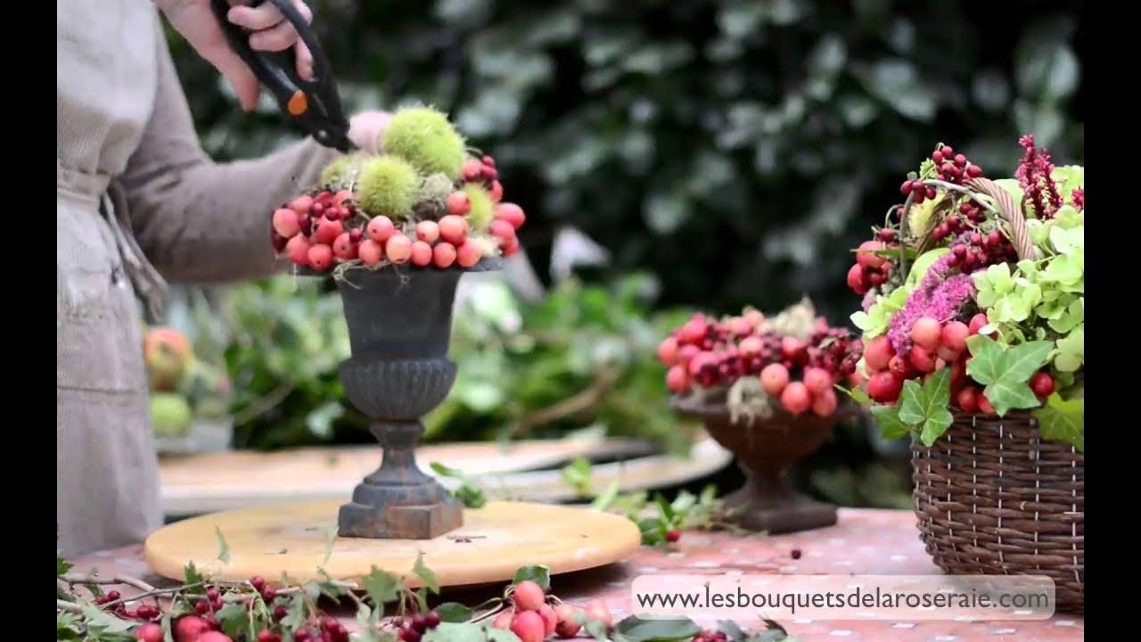 Comment Faire Un Bouquet De Roses comment réaliser un bouquet à partir de petits fruits du jardin