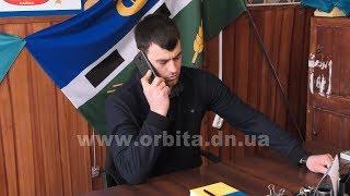 Олександр Сєдаш Срібненський сільський голова