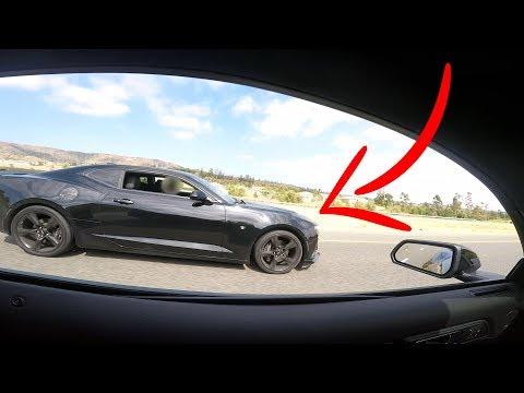 2019 Mustang GT 5.0 vs 2018 Camaro SS 6.2