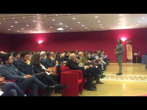 Network Marketing Italia - I 4 passi SMERALDO DI GASPARRO - Super evento Roma 18/12/16!