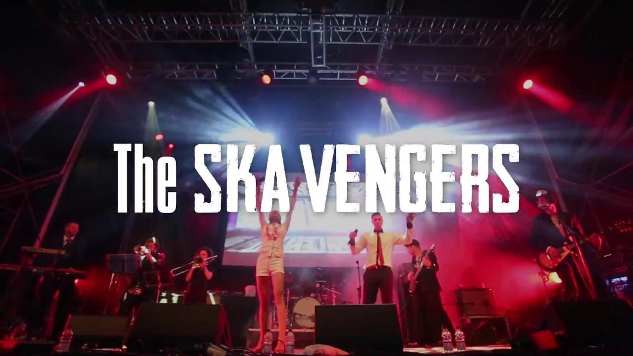 The Ska Vengers - Summer Tour 2017