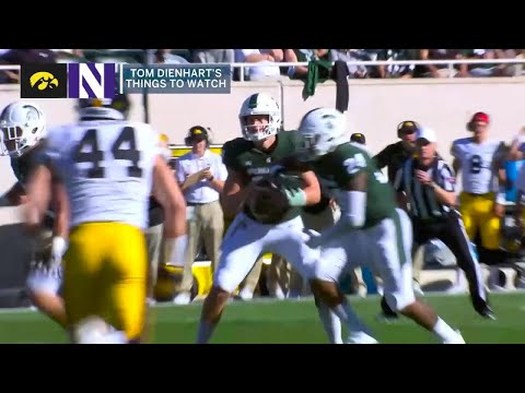 Week 8 Football Preview: Iowa at Northwestern