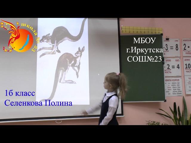 Изображение предпросмотра прочтения – ПолинаСеленкова читает произведение «Что ни страница, — то слон, то львица» В.В.Маяковского
