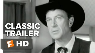 High Noon Official Trailer #1 - Gary Cooper Movie (1952) HD