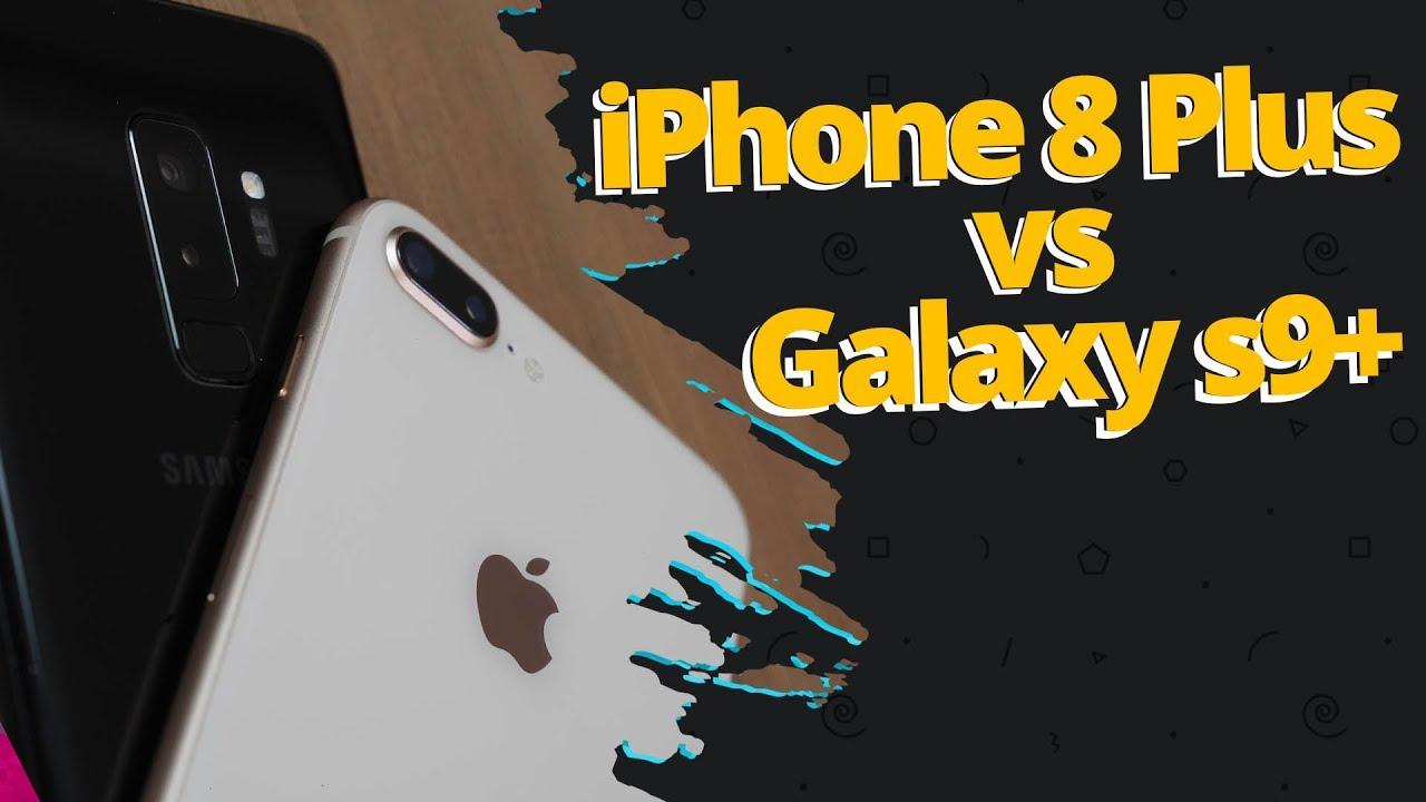 Galaxy S9+ mı iPhone 8 Plus mı? Sizler için karşılaştırdık!