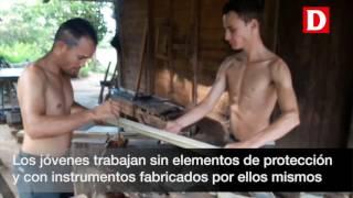 Carpinteros holguineros intentan mantener su oficio entre prohibiciones y falta de materiales