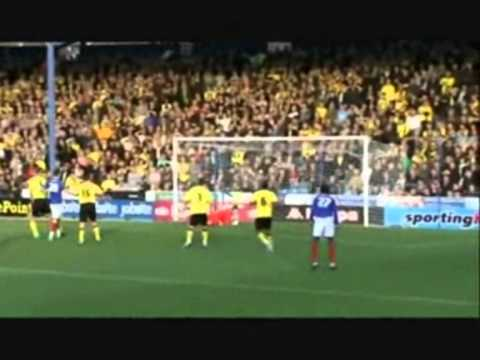 Portsmouth FC Goals 2010-2011
