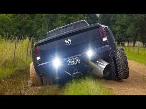 Badass Diesel Trucks Compilation   Rolling Coal 2020