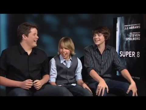 Joel Courtney Funny Moments 2