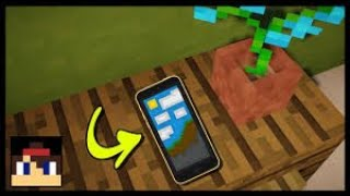✔ Minecraft PE: How To Make A Working Phone | No Mods Or Addons!