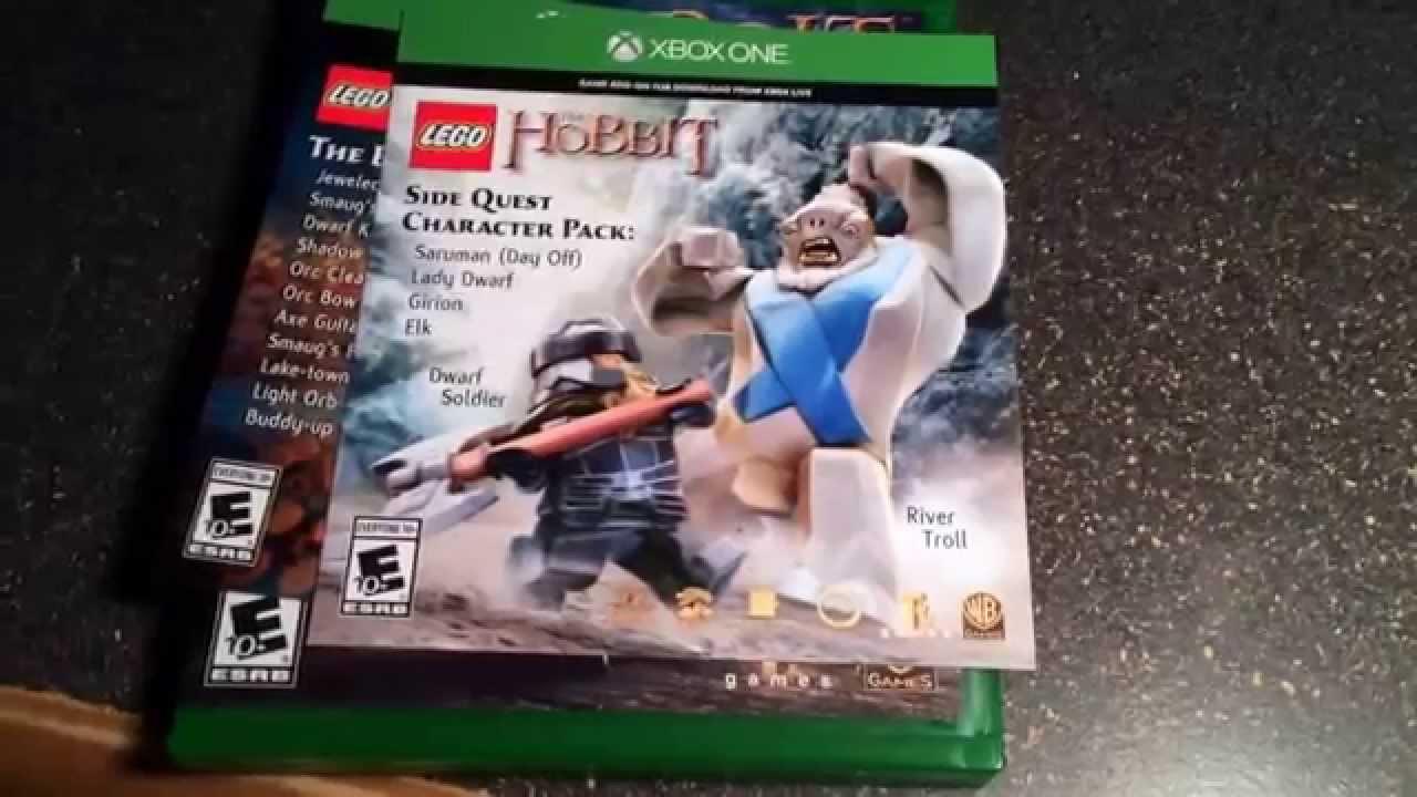 Lego Hobbit will not get Battle of the Five Armies DLC