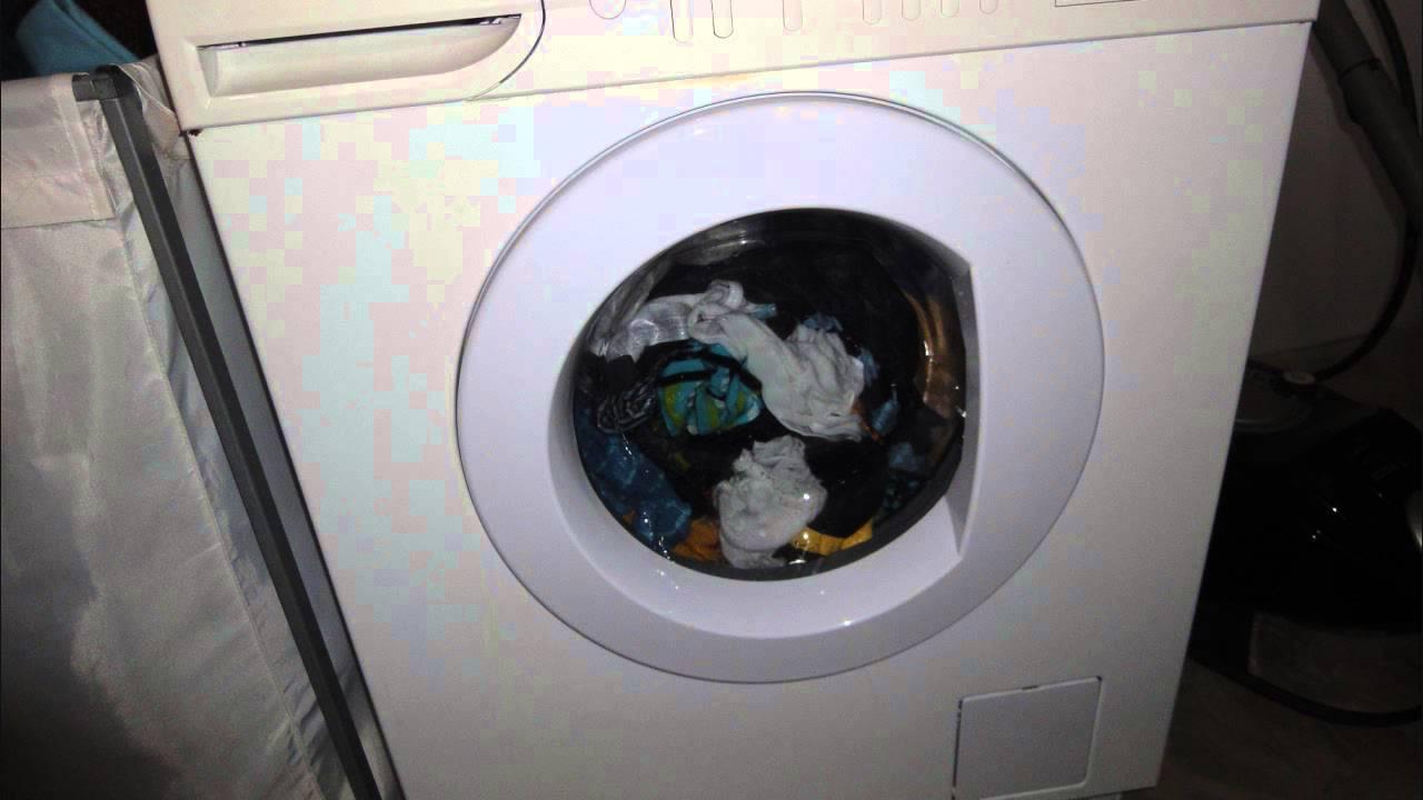 waschmaschine geräusche