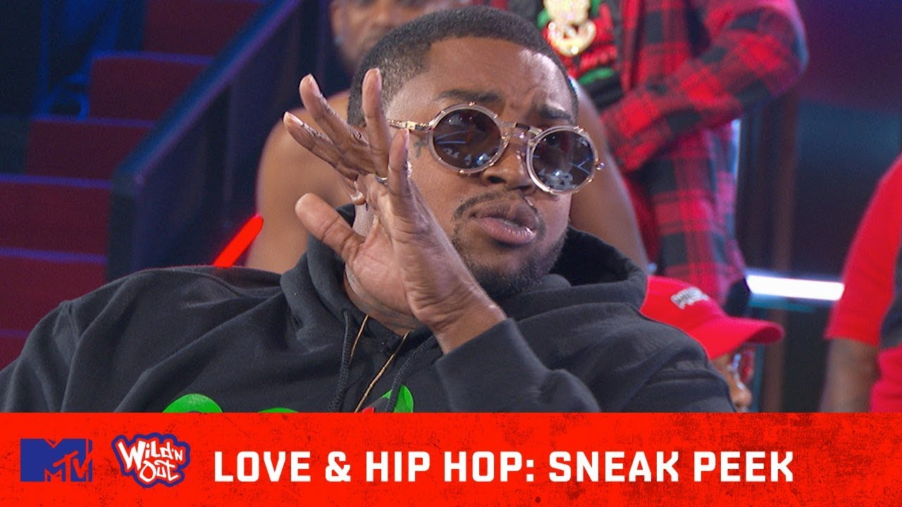 Scrappy Isn't About To Get Caught Slippin' 🙅♂️ | Wild 'N Out | #LetMeHolla