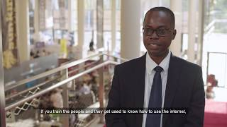 Airtel Tigo Rwanda's Phillip Amoateng: GSMA Mobile Internet Skills Training Toolkit pilot project