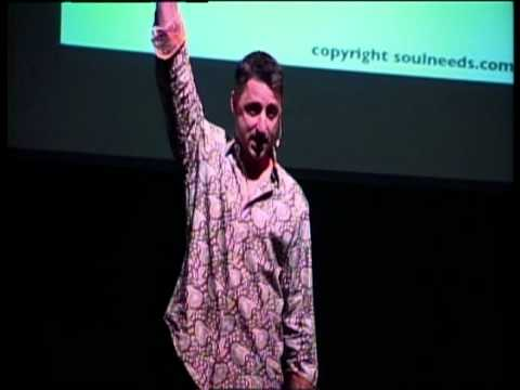 TEDxBerkeley - Shore Slocum - Evolution of Consciousness