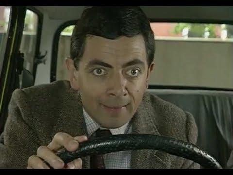 Mr Bean Chaos Im Parkhaus YouTube