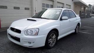 2005 Subaru Impreza WRX Start Up, Exhaust, and In Depth Tour