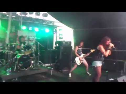 The Ramonas--Judy Is A Punk--Guilfest 2014