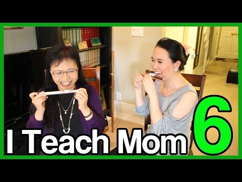 I Teach Mom How to Play the Flute 6