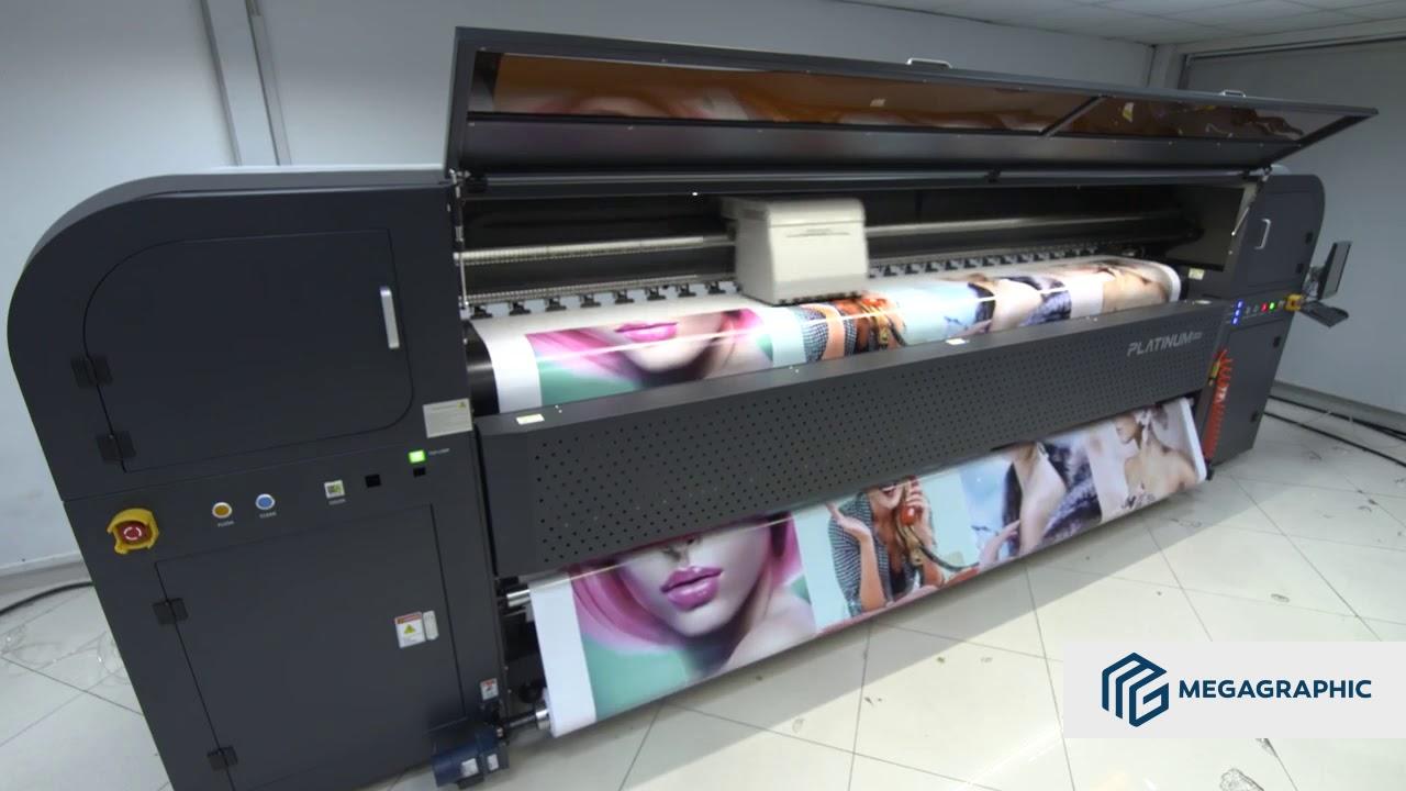 0e8ec236e6ffa LANÇAMENTO! Impressora Solvente GrandSPEED - Impresso 1 Passe ...