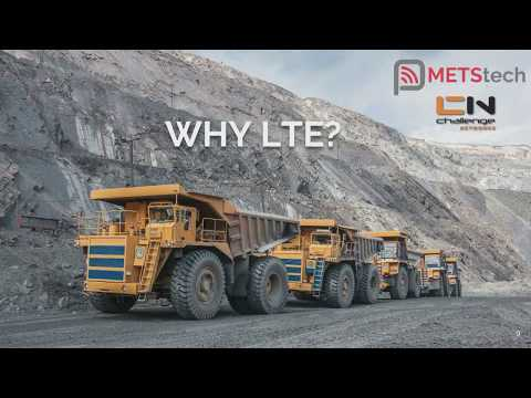 Building An Effective And Sustainable LTE Network In Underground Mines