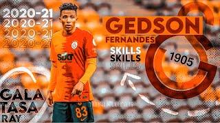 Gedson Fernandes - Galatasaray & skills