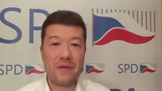 Tomio Okamura: 17. listopad