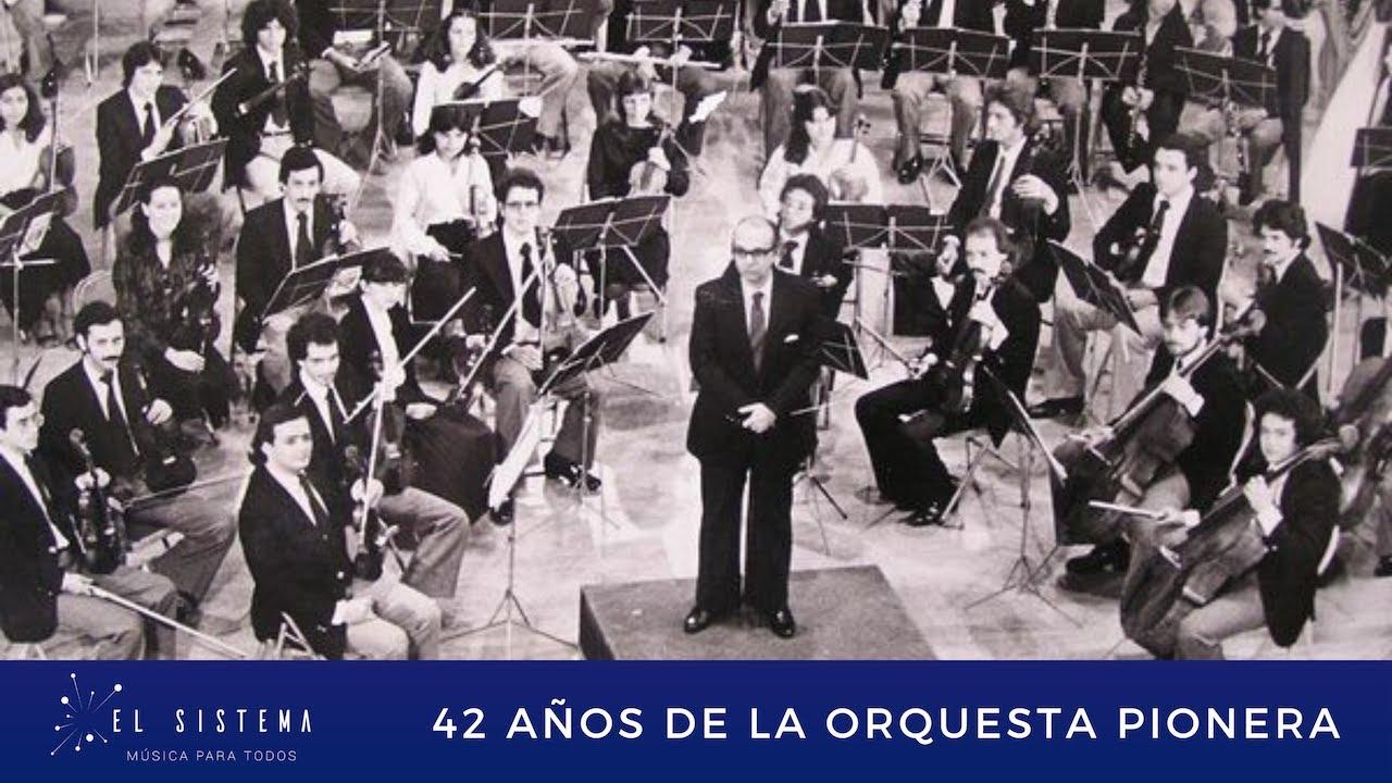 Maestros Abreu y Sung Kwak dirigen la Orquesta pionera