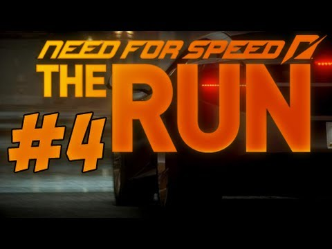NEED FOR SPEED: THE RUN #04 - Weiter gehts! - Let's Play Need for Speed [German]