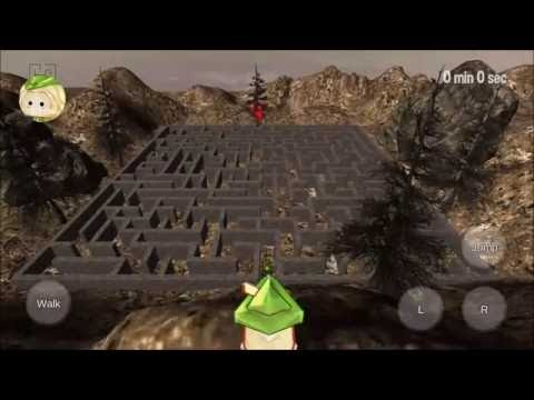 3D Maze Game (the labyrinth)