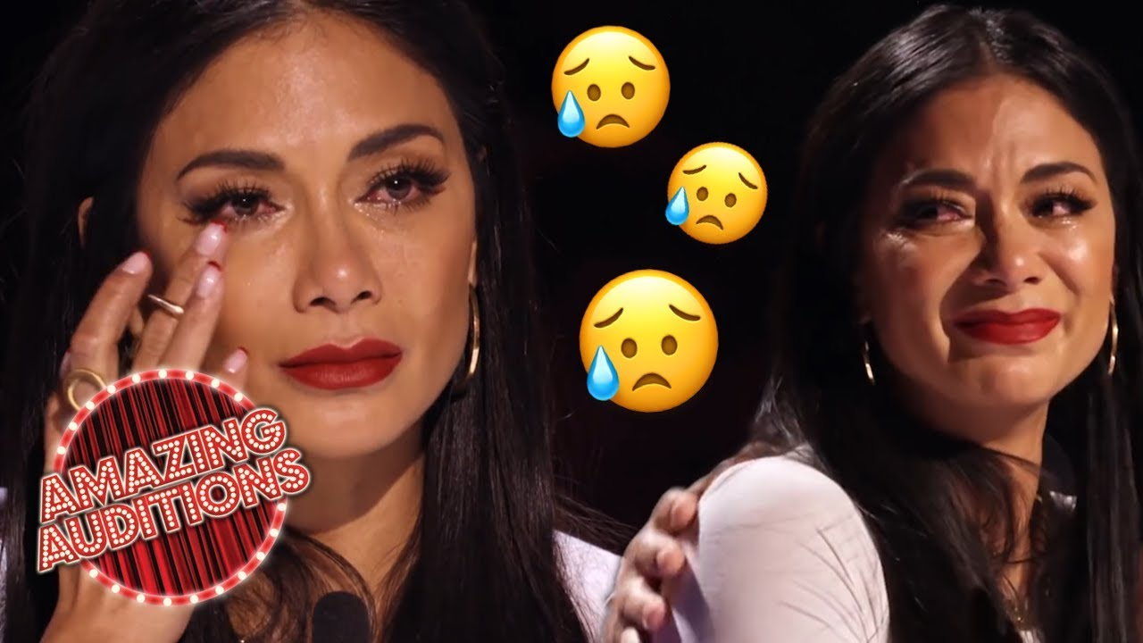 EMOTIONAL Auditions That Made The Judges And The World CRY  Amazing Auditions