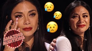 EMOTIONAL Auditions That Made The Judges And The World CRY |...