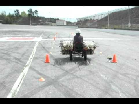 רכב ממונע על ידי מנטוס וקולה