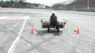 Repeat youtube video The Coke Zero & Mentos Rocket Car: Mark II