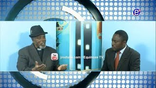 THE INSIDE (Guest: PROF TITA SAMUEL) SUNDAY FEBRUARY  24th  2019 EQUINOXE TV