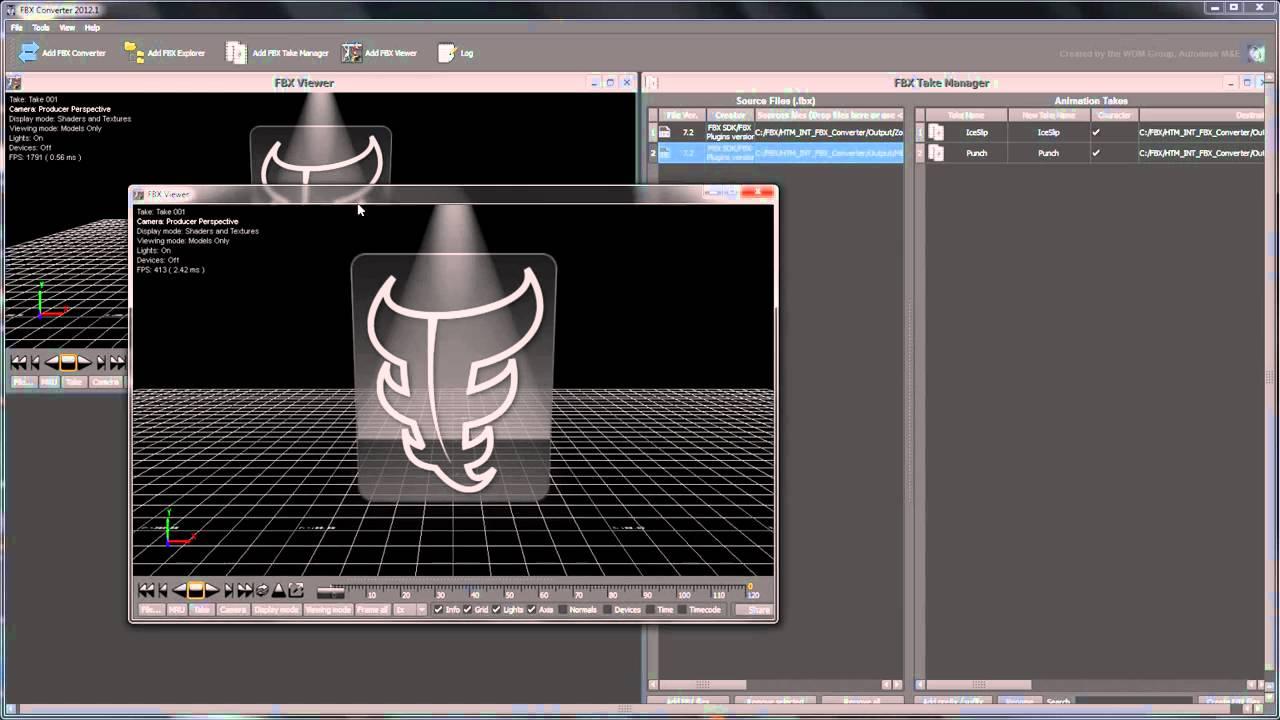 Free FBX converter tool • Blender 3D Architect