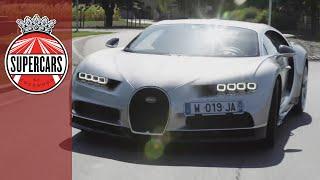 Why is the Bugatti Chiron worth €2.5million?