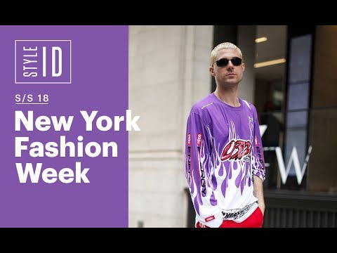 Style ID: New York Fashion Week Men's S/S 18