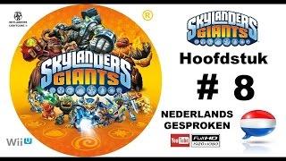 Skylanders Giants - Hoofdstuk 8 - Trollenbeveliging - Nederlands (Wii-U)