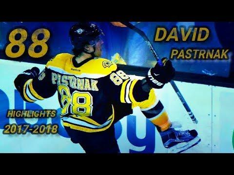 DAVID PASTRNAK HIGHLIGHTS 17-18 [HD]