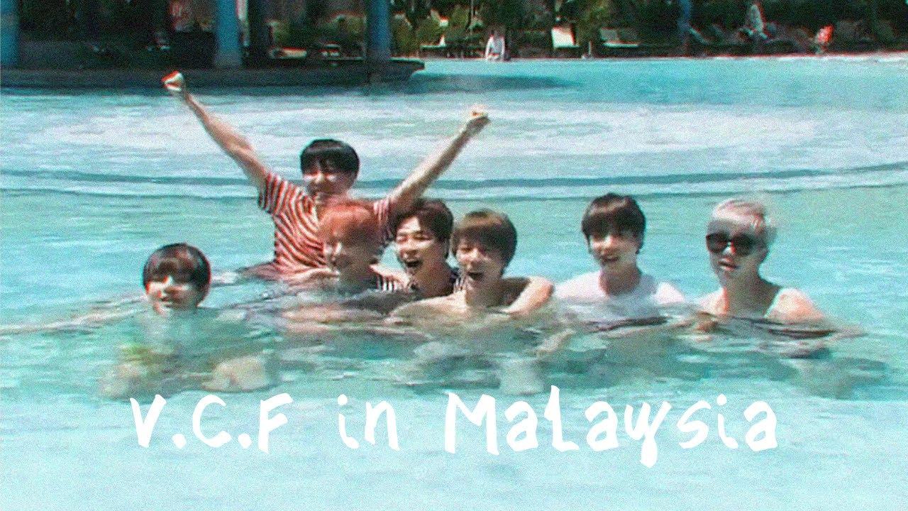 [VLOG] V.C.F in Kota Kinabalu, Malaysia | Part 1 // Travel with BTS!