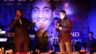 chalo re doli yaseen riaz shah live at rafi night 2012