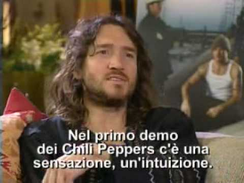 John frusciante bedroom lick accept. interesting