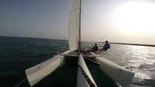 Catamaran Sailing Dubai | Nacra 18
