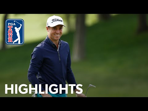 Justin Thomas shoots 2-under 69 | Round 1 | Wells Fargo | 2021