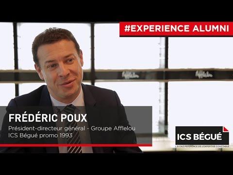 f1210723c8f9d9  Experience Alumni - Frédéric Poux (promo 1993), Président-directeur  général - Groupe Afflelou
